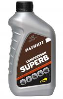 Изображение Масло компрессорное 0,946 л. PATRIOT SUPERB 850030600